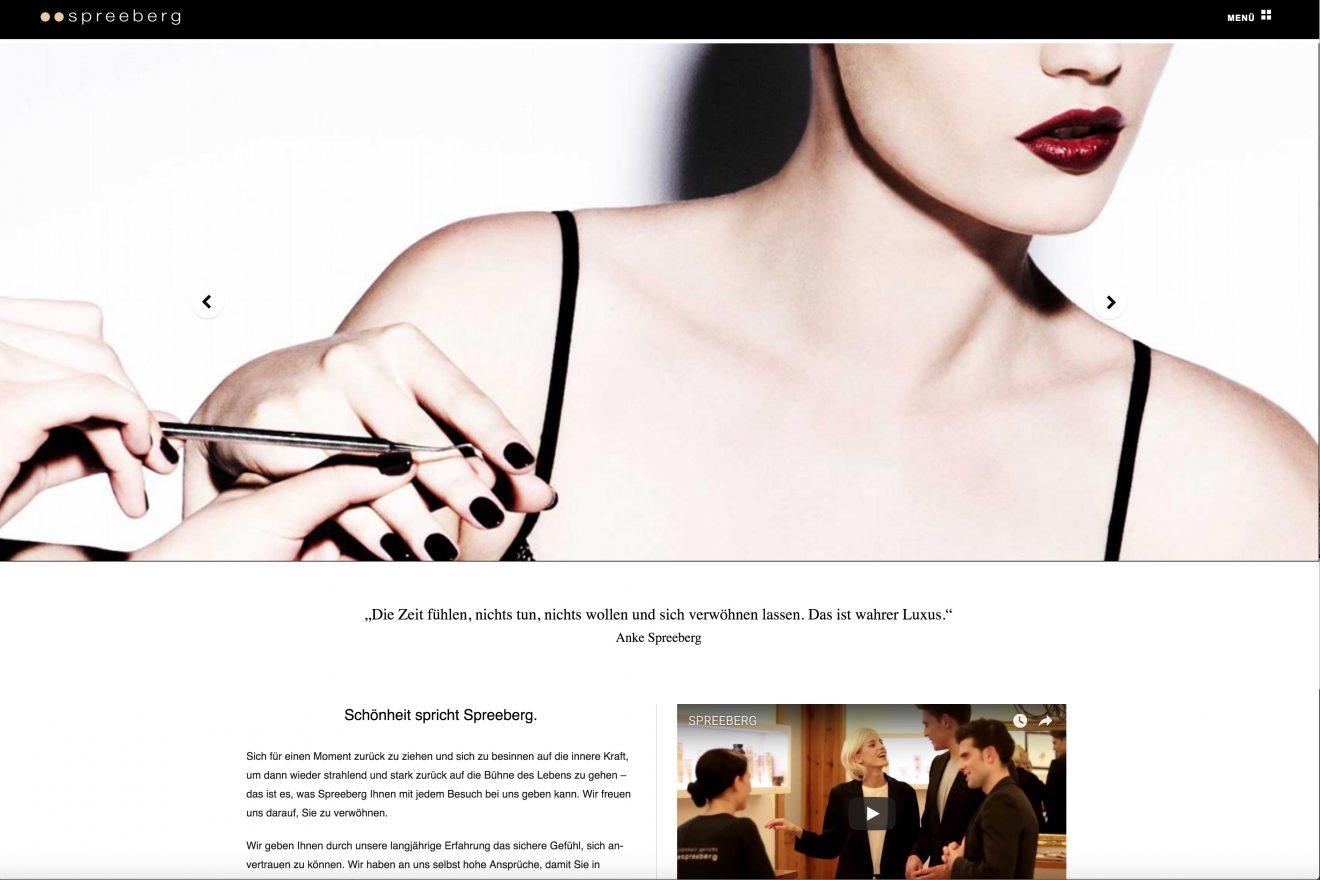 spreeberg-webseite